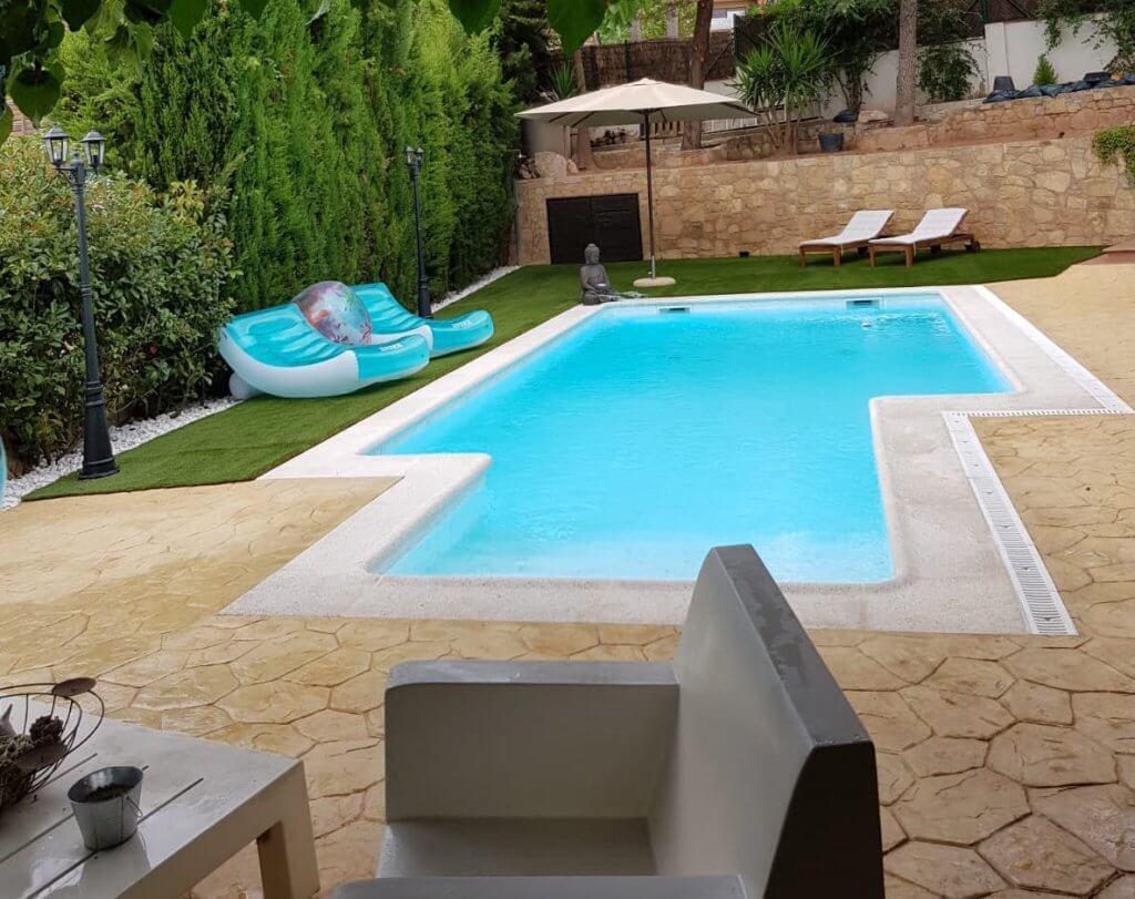 Rehabilitacion piscina con lámina armada 10