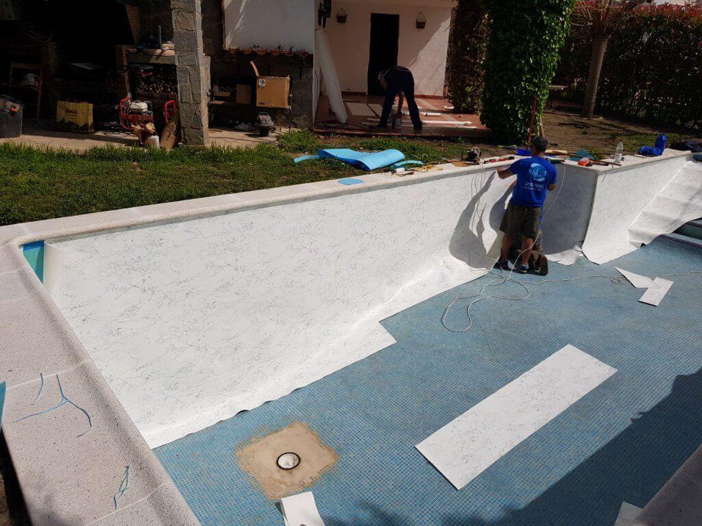 Rehabilitacion piscina con lámina armada 3