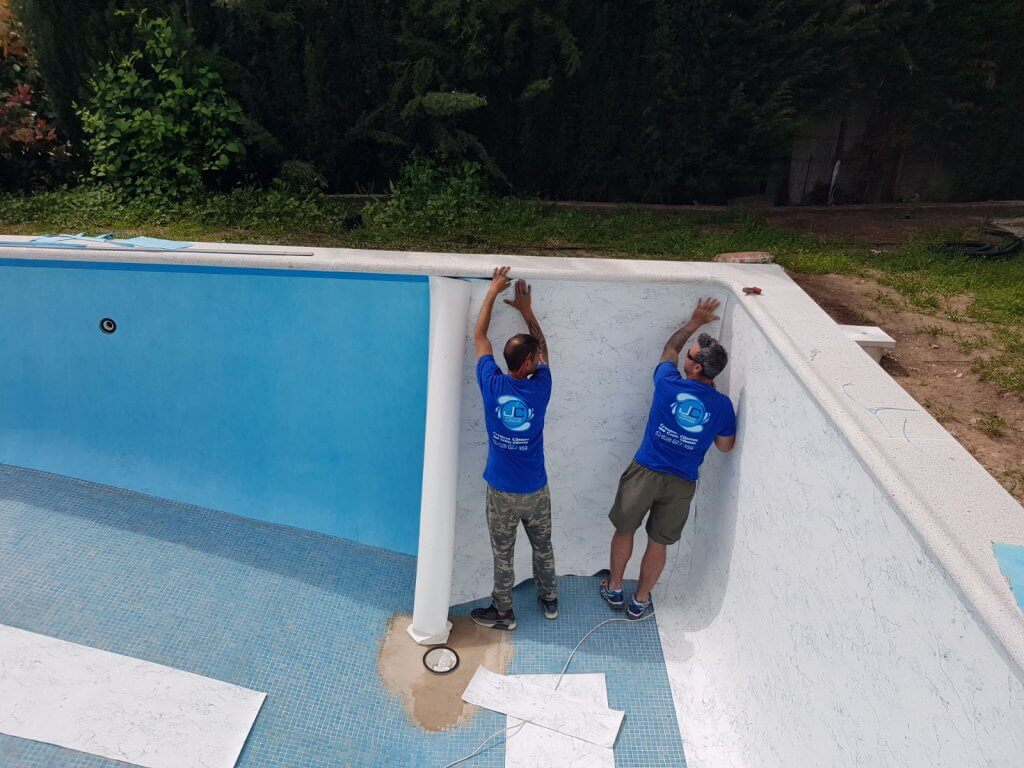 Rehabilitacion piscina con lámina armada 4