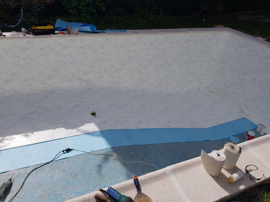 Rehabilitacion piscina con lámina armada 6