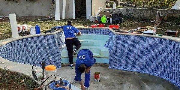 Rehabilitación de piscinas (II)